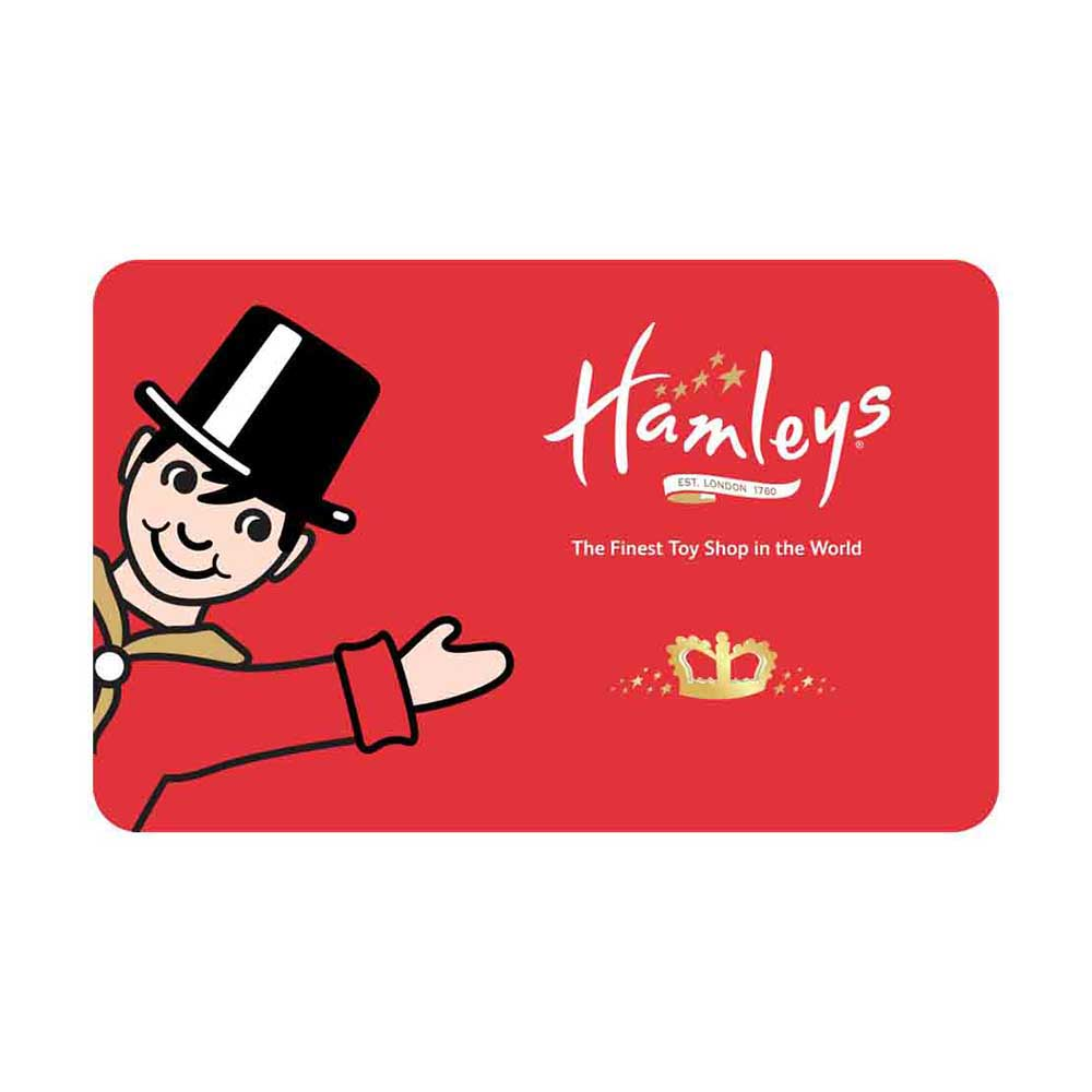Hamleys Egift Gift Card - 1000