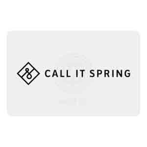 Digital Gifts-Call It Spring Egift Card - 1000