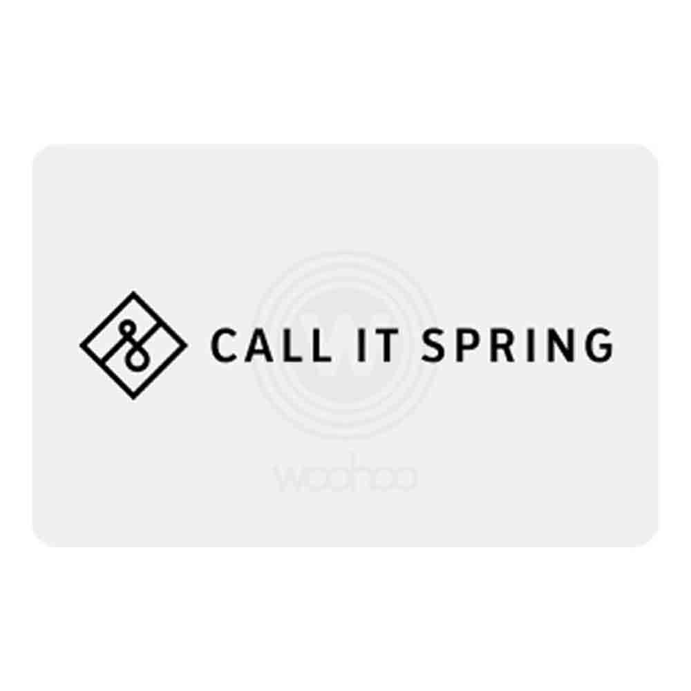 Call It Spring Egift Card - 2000