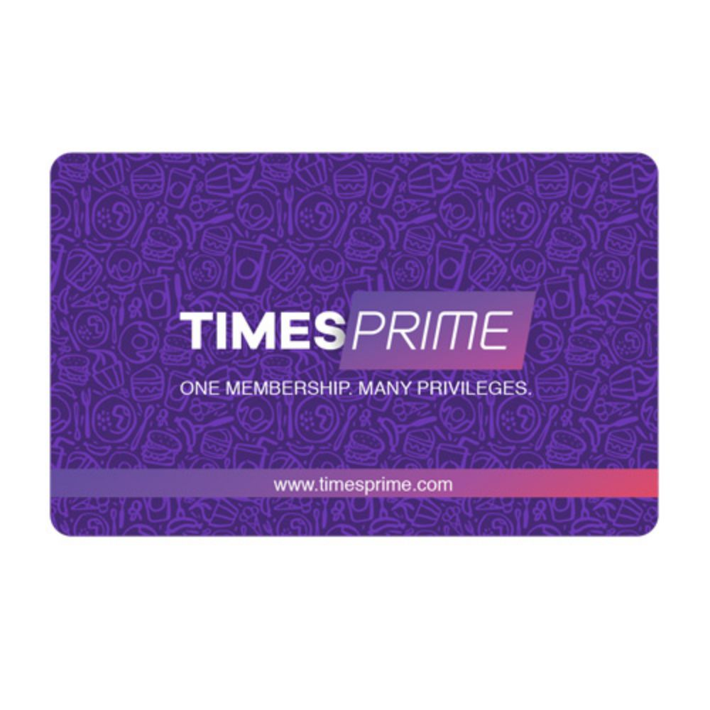 Times Prime Egift Card - 999