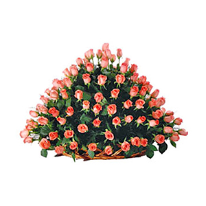 Designer Arrangements-Arrangement Of 100 Roses
