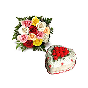 Cakes & Flowers-My First Love
