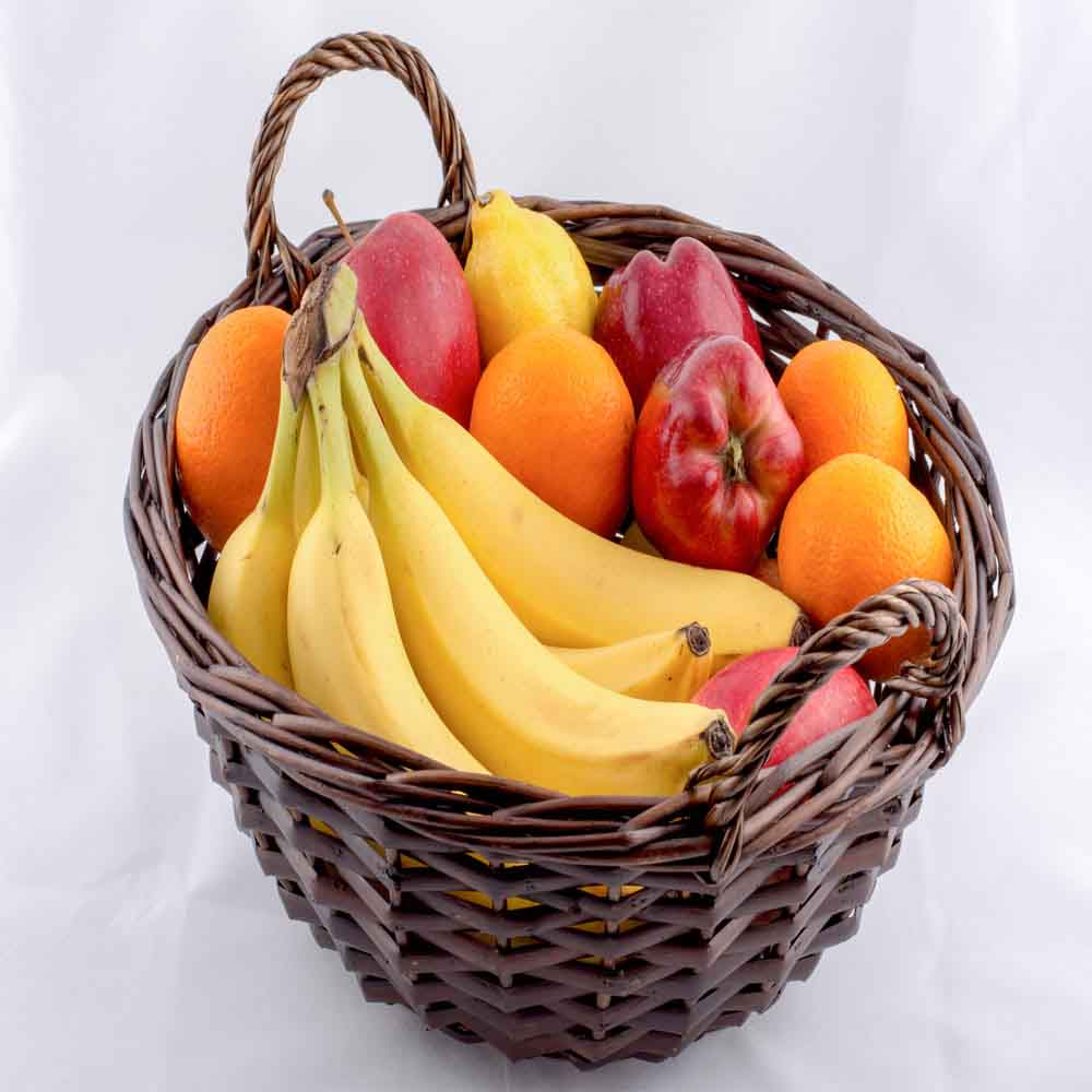 Fruit Hampers-Healthy Mixed Fruits Combo