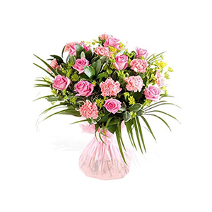 Designer Arrangements-Purly Pink
