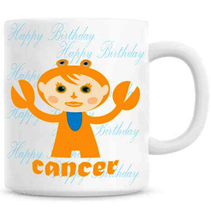 Mugs-Cute Cancer Mug