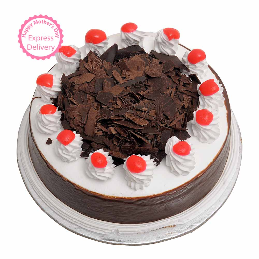 Blackforest Cake Eggless