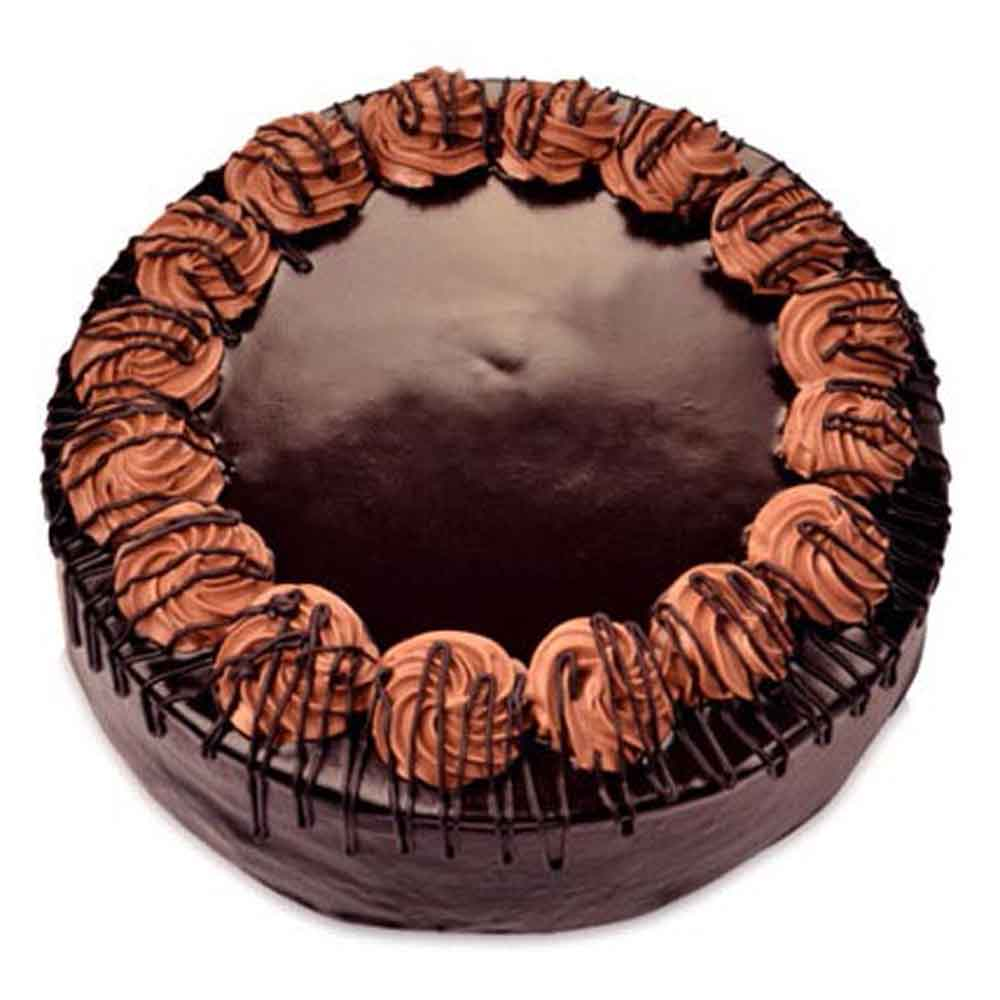 Yummy Special Chocolate Rambo Cake Half kg
