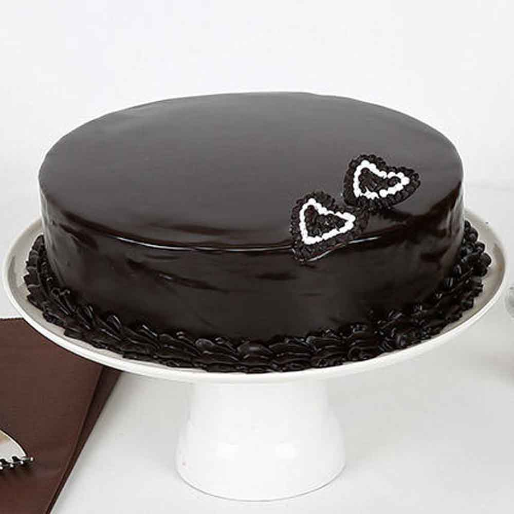 Rich Velvety Chocolate Cake