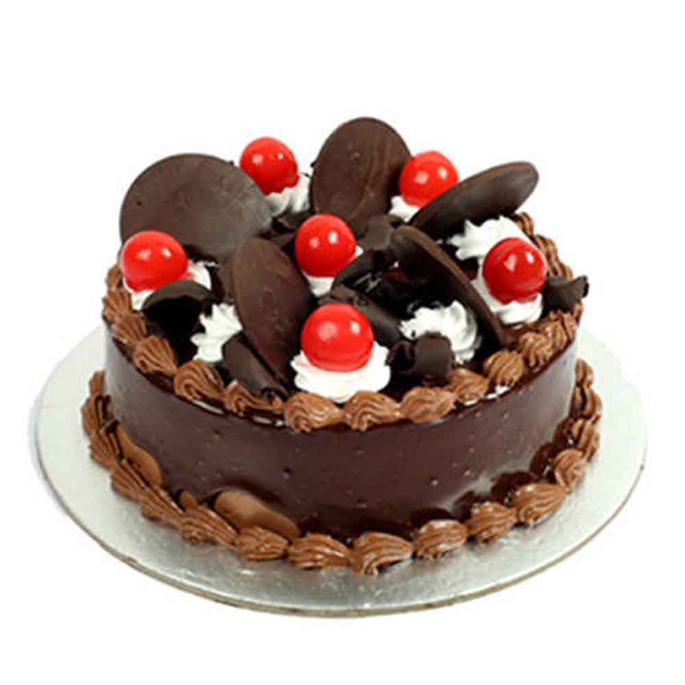 All India Cakes-Choco Cherry Cake