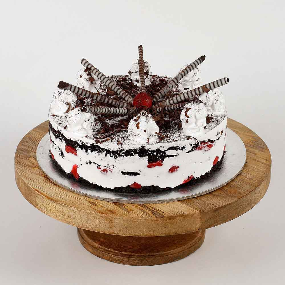 Choco Cigar Black Forest Cake