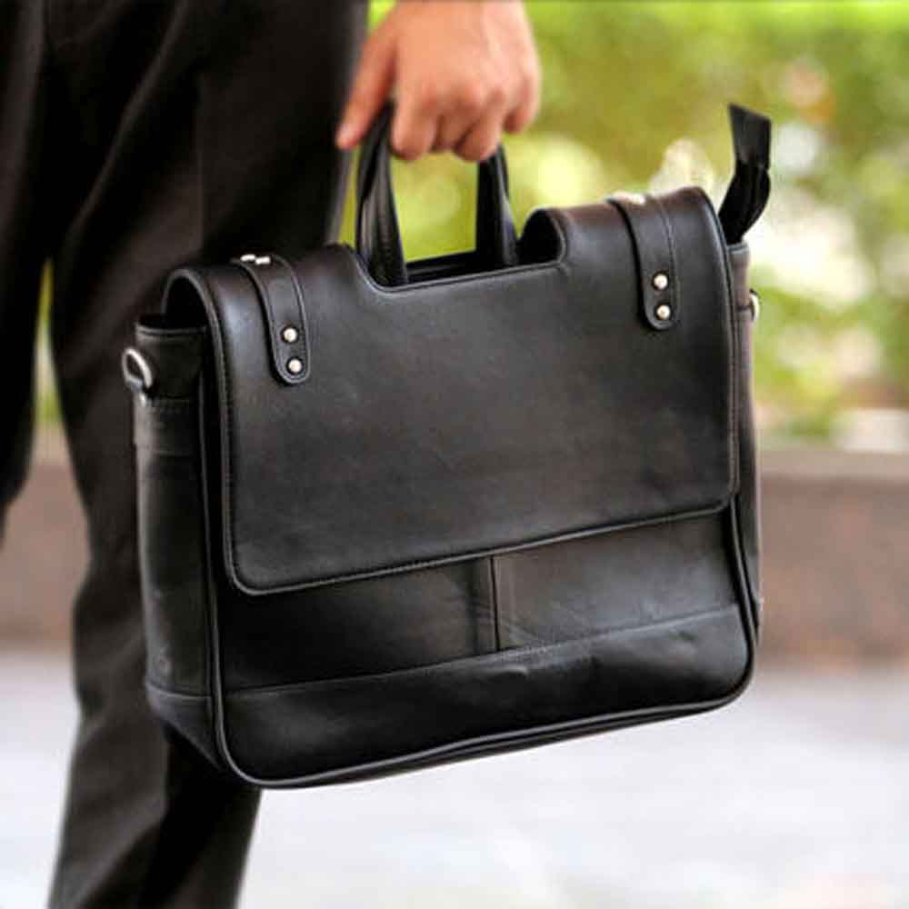 Office Bags-Black Office Bag