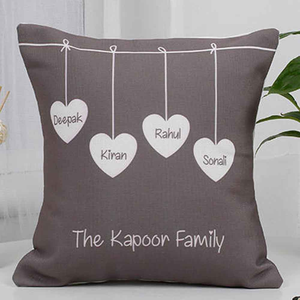 Cute Family Cushion