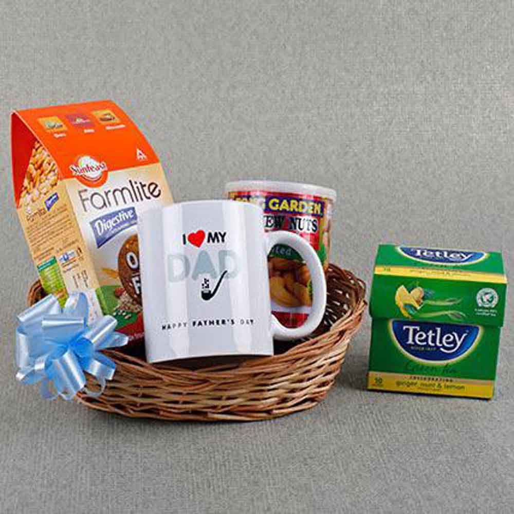Its Teatime Gift Hamper For Dad