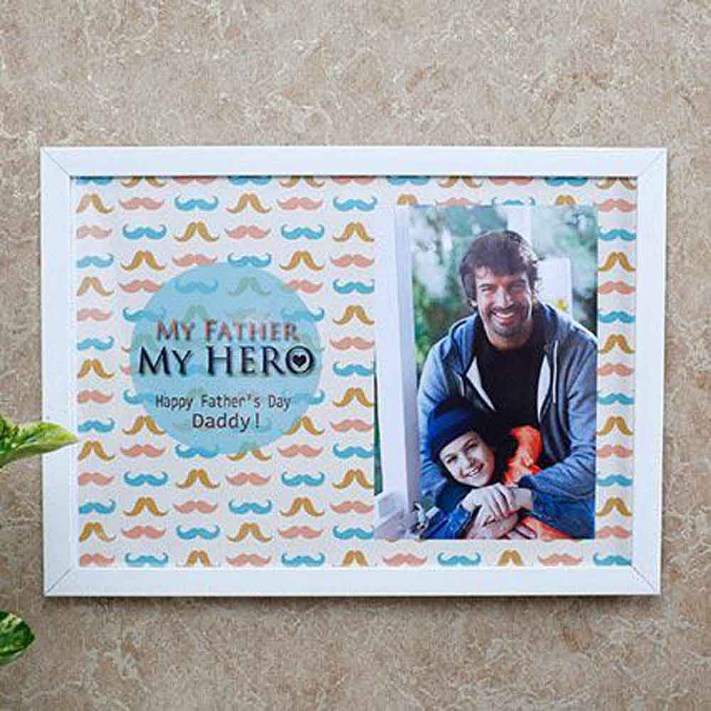 Frames-My Father My Hero Photo Frame