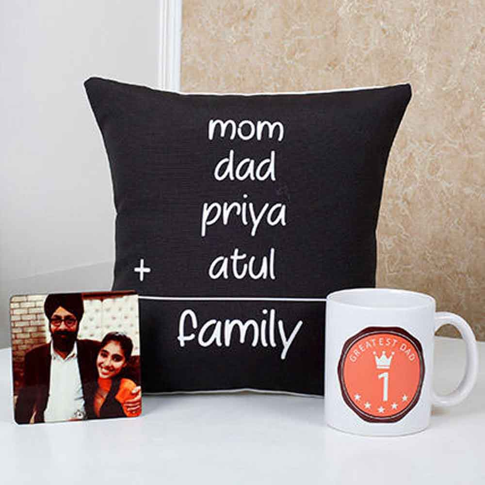 Mugs-Personalized Best Family Gift For Dad