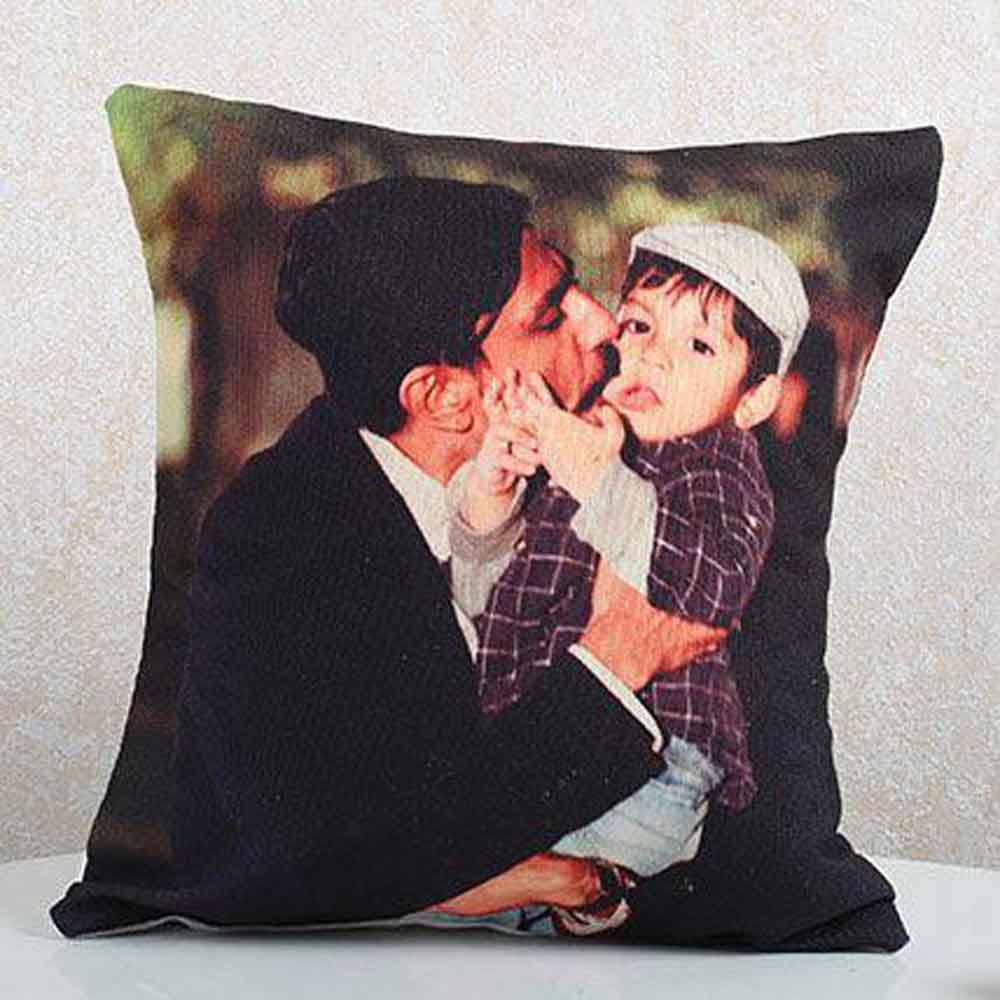 Personalized Dad Cushion