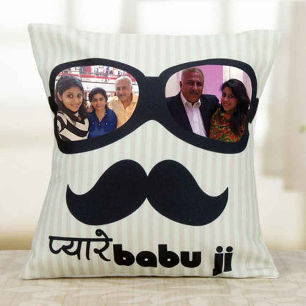 Personalized Exotic Cushion
