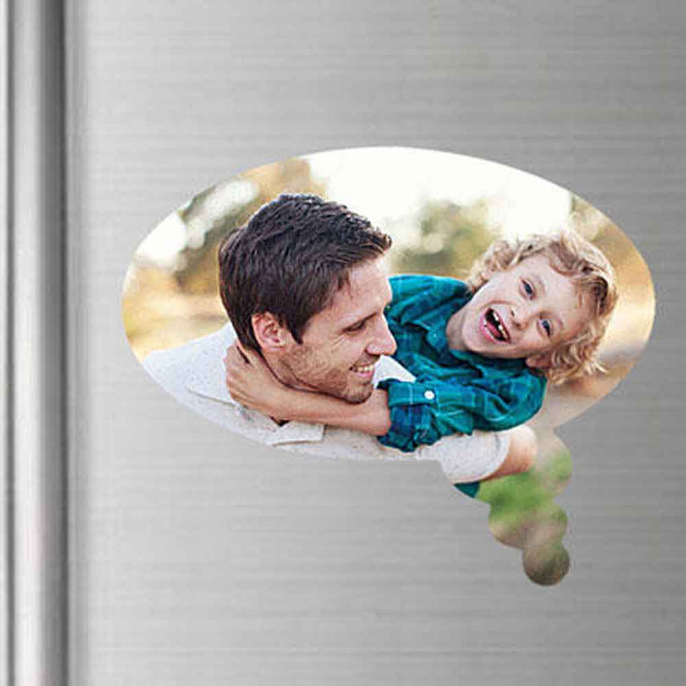 Miscellaneous-Personalized Fridge Magnet For Dad