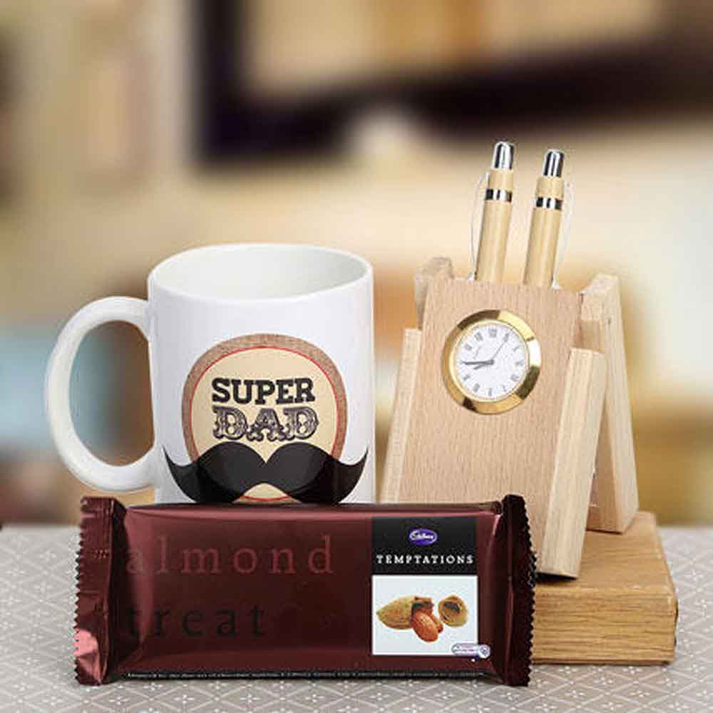 Gourmet Hampers-Super Hamper For Super Dad