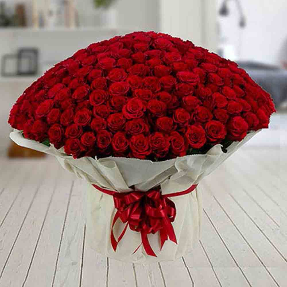 500 Red Roses Premium Bouquet