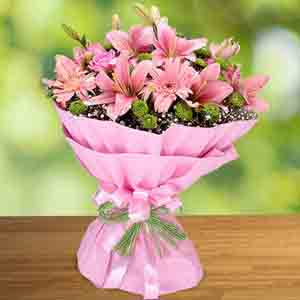 Exotic Arrangements-Exotic Charisma of Pink