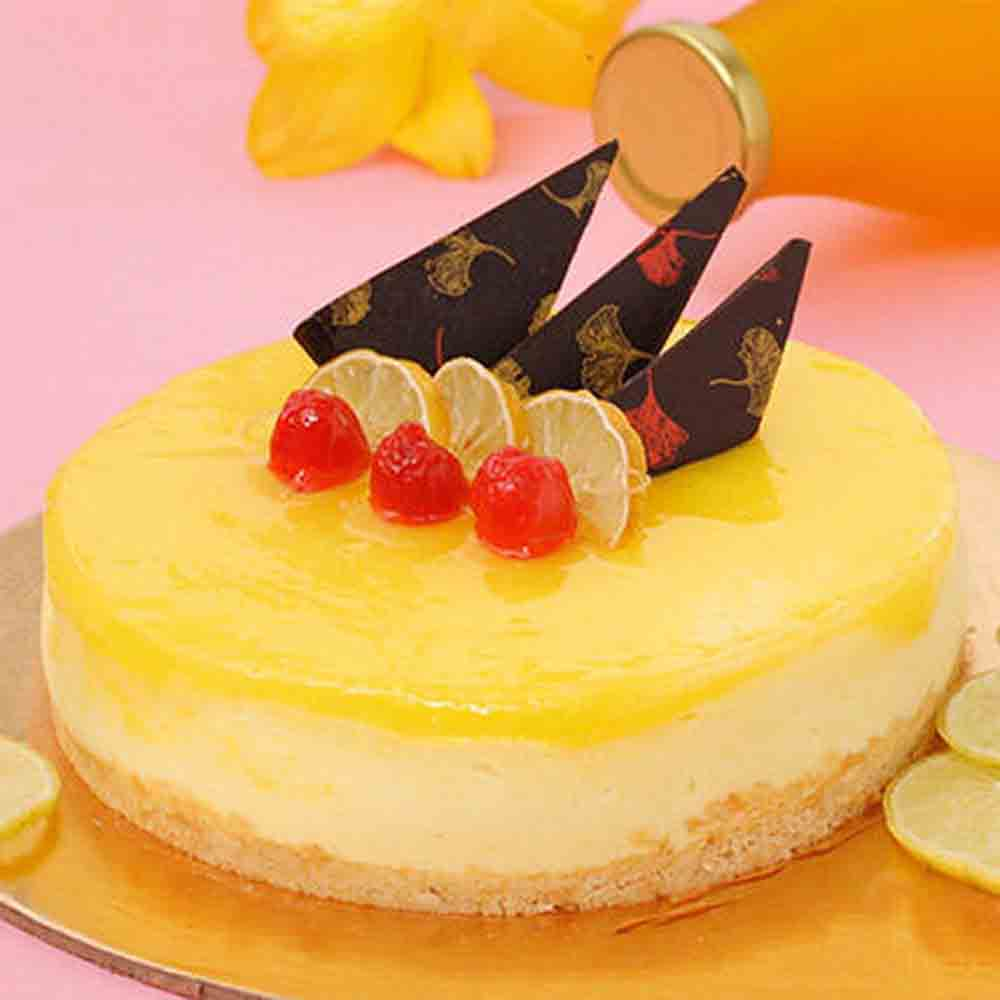 Zesty Lemon Cheesecake 1KG