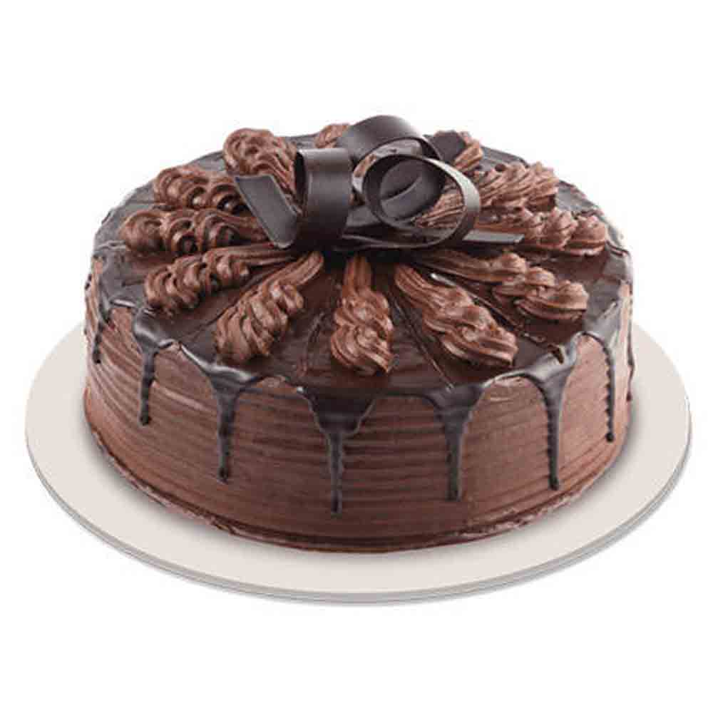 Chocolate Cake-Swanky Chocolate Indulgence Cake 1kg