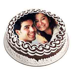 Photo Cakes-Personalized Chocolate Delicacy