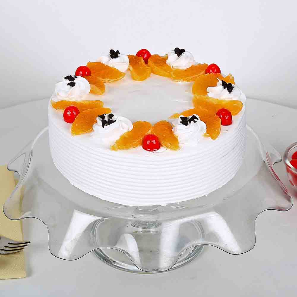 Fruit Cake 1kg Eggless