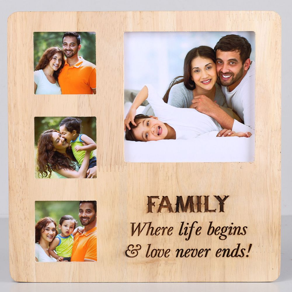 Frames-One Personalised Wooden frame