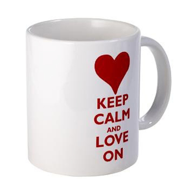 Mugs-Love On Mug