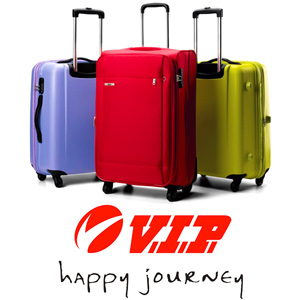 Travel Accessories Gift Voucher-VIP Luggage Gift Voucher