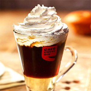 Fast Food Gift Vouchers-Cafe Coffee Day Gift Voucher 300