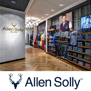 Apparel Gift Vouchers-Allen Solly Gift Card