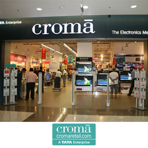 Electronics Gift Voucher-Croma Gift Card