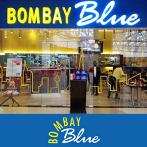 Restaurants & Fine Dining-Bombay Blue Gift Card