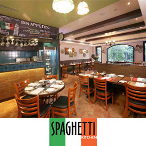 Spaghetti Kitchen Gift Card