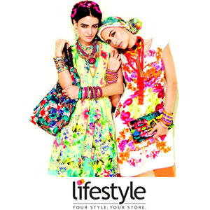 Departmental Stores Gift Vouchers-Lifestyle International Gift Card 2000