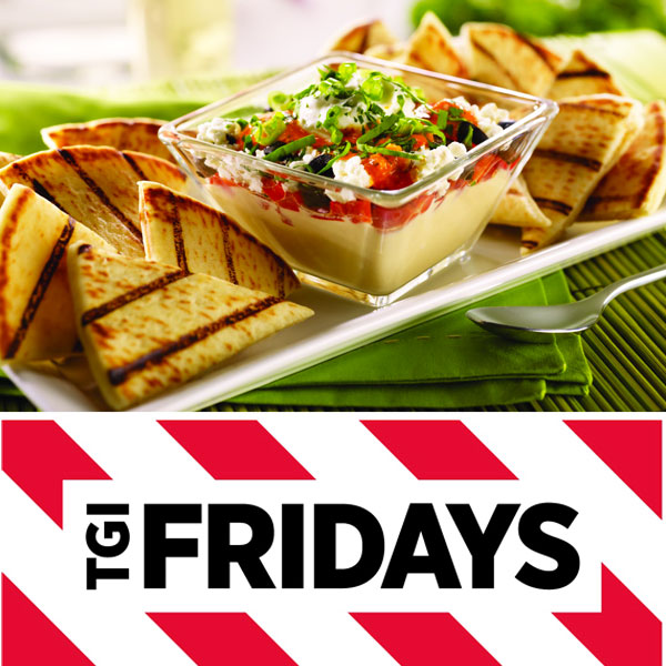 Fast Food Gift Vouchers-TGI Friday's Gift Voucher