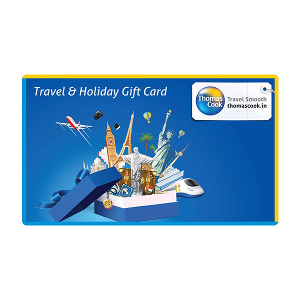 Thomas Cook Voucher INR 2000