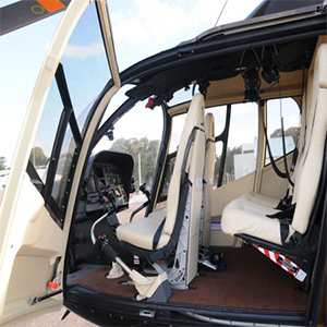 Adventure & Indulgence-Helicopter ride 3 persons