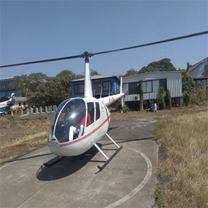 Adventure & Indulgence-3 Seater helicopter