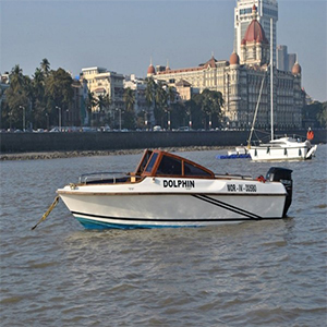 Adventure & Indulgence-Speed Boat Mumbai to Mandwa