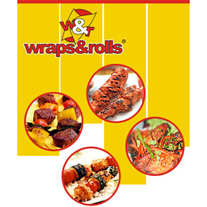 Fast Food Gift Vouchers-Wraps & Rolls
