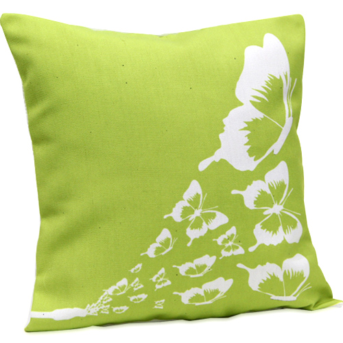Pillow & Cushion Cover-Butterfly Cushion