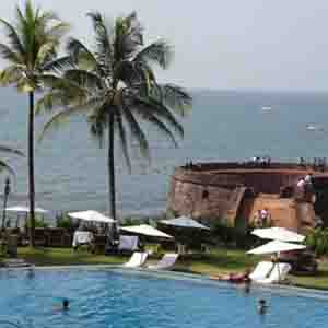 Goa Package-Vivanta by Taj Fort Aguada Resort - Goa