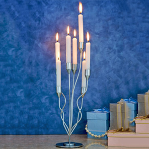 Candles & Candle Stands-Romano Candle Holder