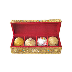 Bikanervala Shahi Laddoo Treasure