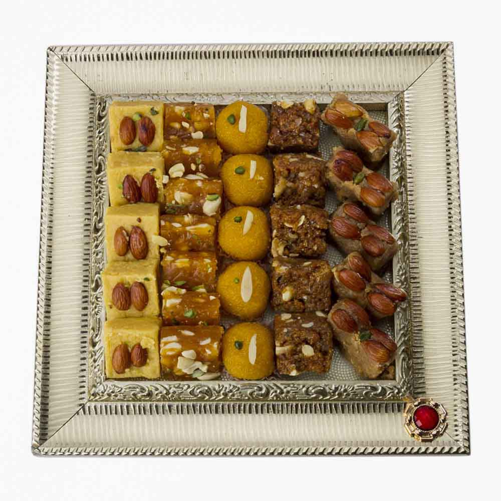 Assorted Mithai-Bikanervala Traditional Mithai Surprise