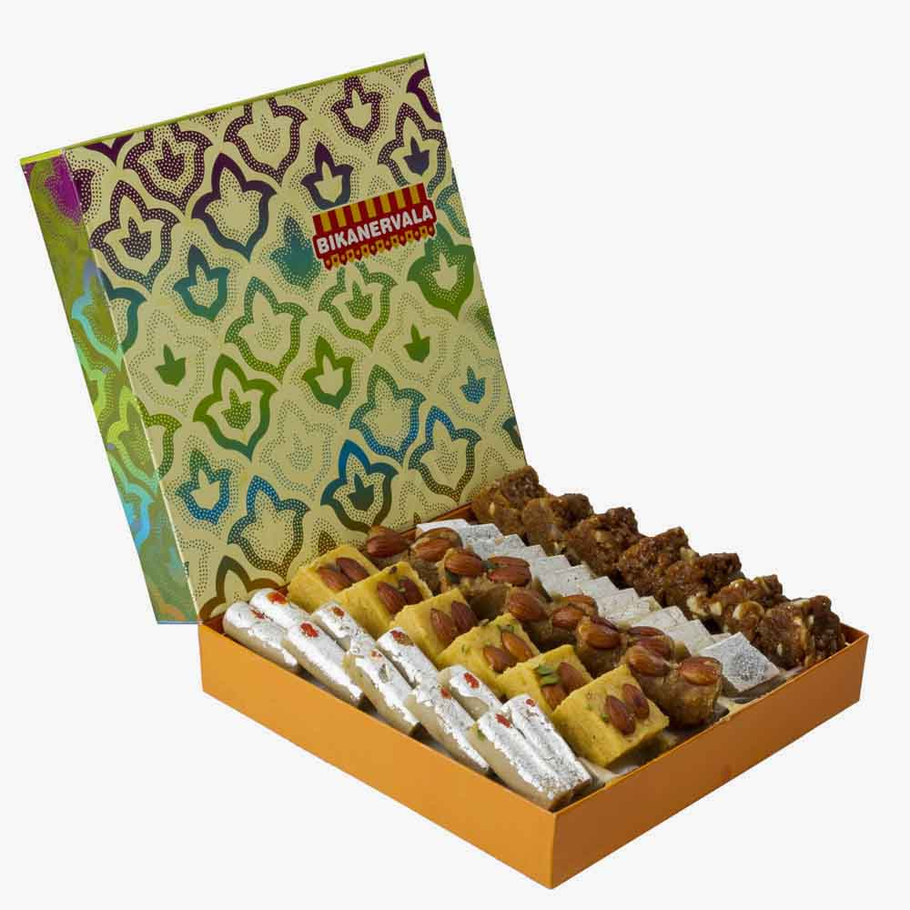 Bikanervala Taste of Legends Sweets Box